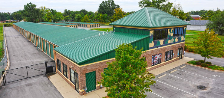 Lovely Fort Locks Self Storage Now Has 3 Facilities In The Louisville, Kentucky  Area.