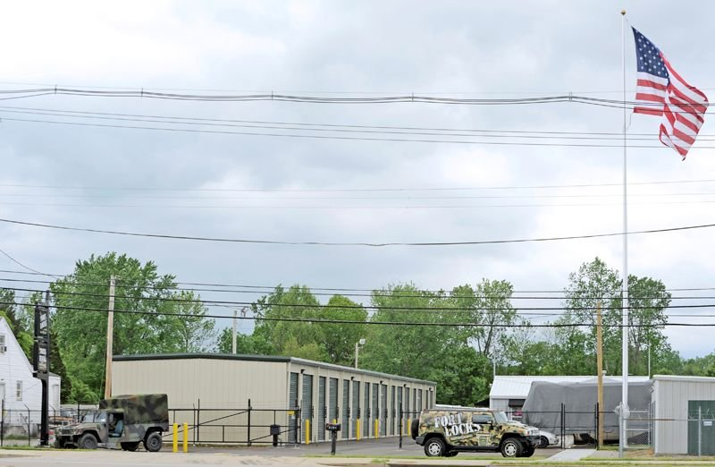 Fort Locks National Turnpike Self Storage Louisville
